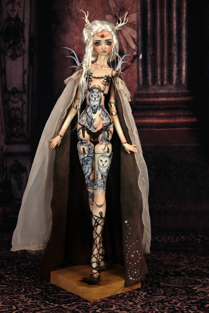 BJD Doll 14011 17 Antilope