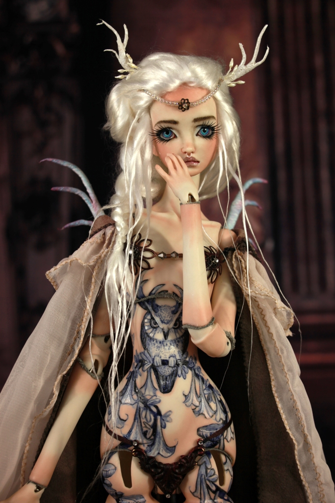 BJD Doll 1403 17 Antilope