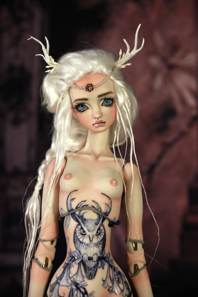 BJD Doll 1423 17 Antilope