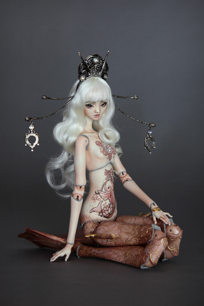 IMG 0001 Golden Sun Mermaid is now available