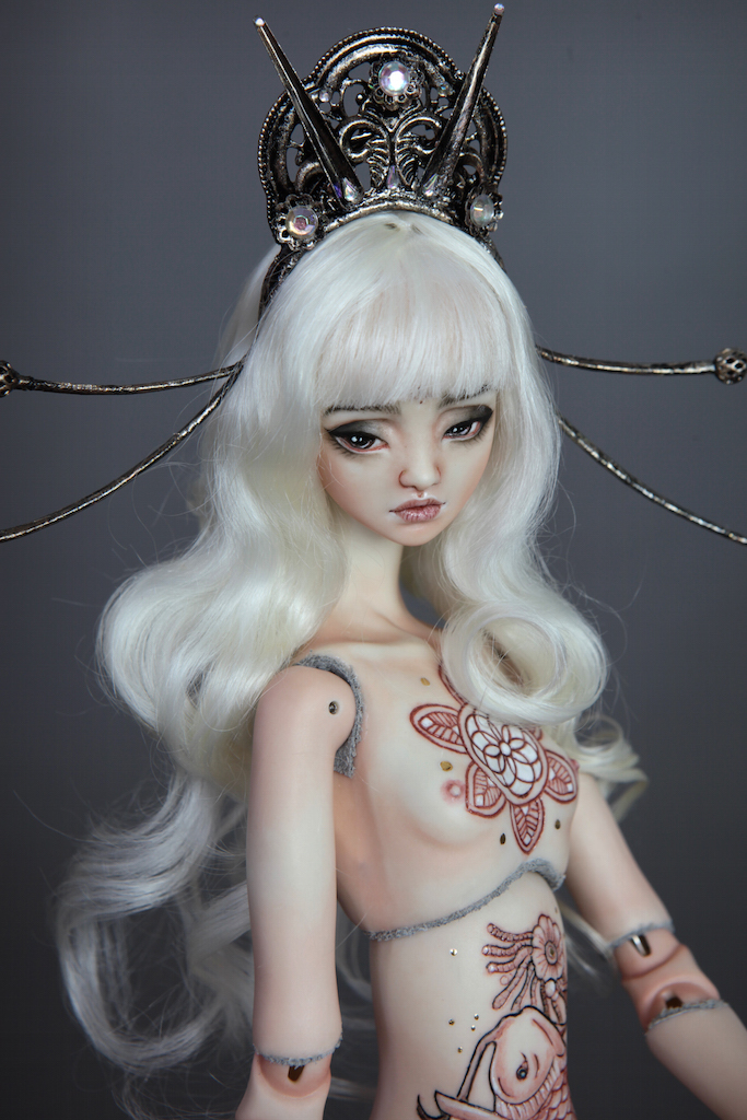 IMG 0002 Golden Sun Mermaid is now available
