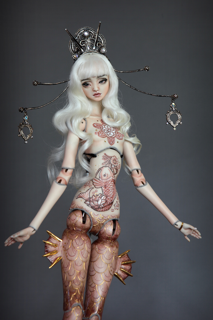 IMG 0010 Golden Sun Mermaid is now available