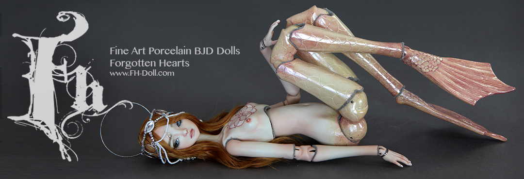 Forgotten Hearts BJD Dolls