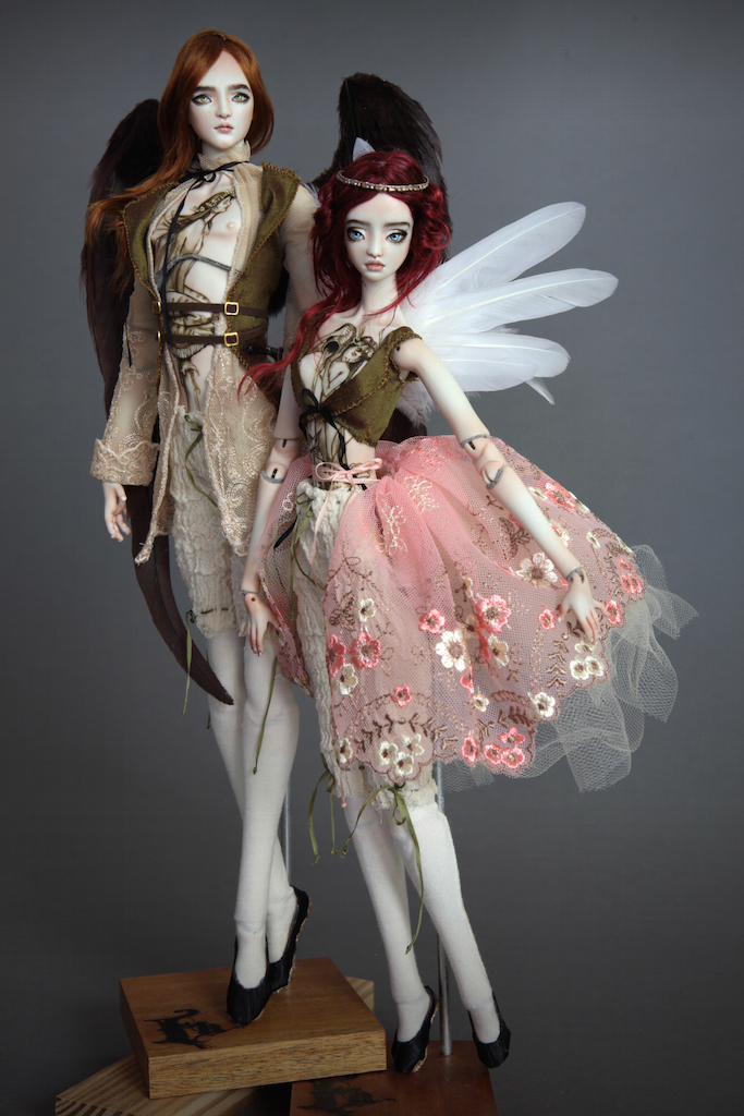 IMG 00072 Brian Froud Inspired Doll Collection