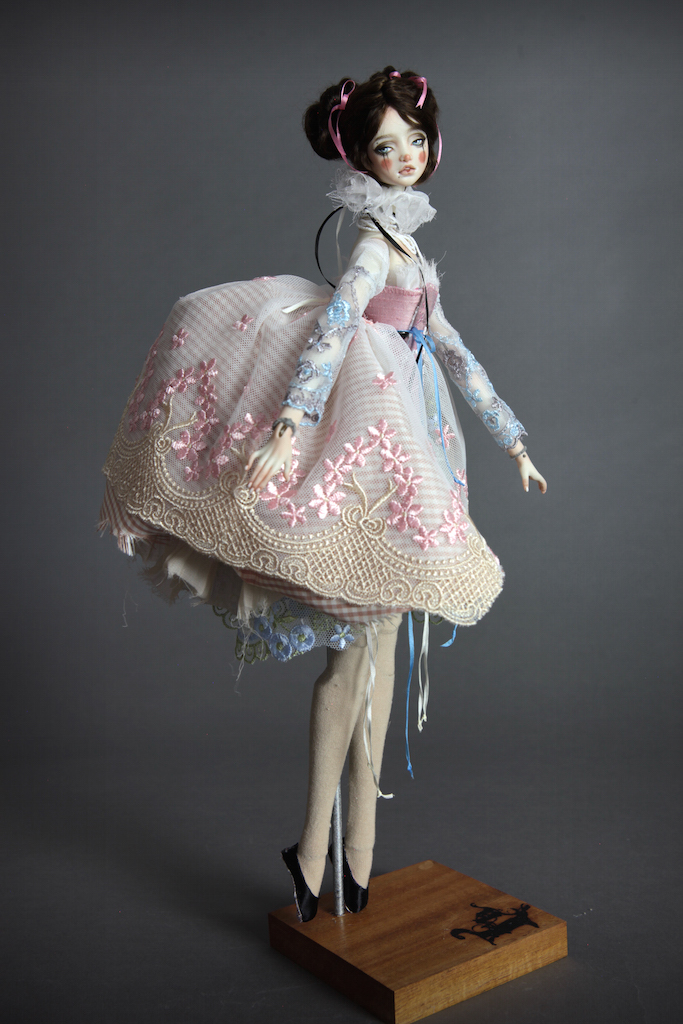 IMG 0022 15 Valentina Victorian Carrousel Doll