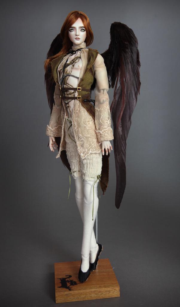 IMG n00111 16 Pierrot as a Brian Froud Inspired Boy Elf