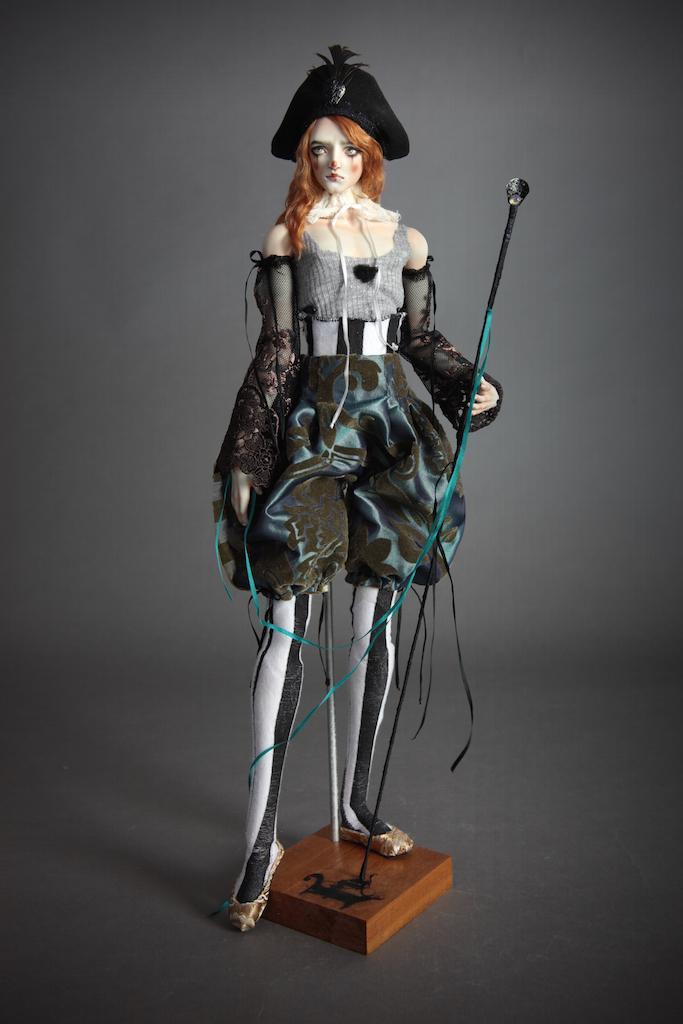 IMG 0004 Pierre, A Victorian Pierrot Clown