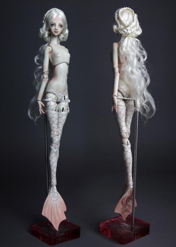 IMG 7810 15  Pale Mermaid Ova