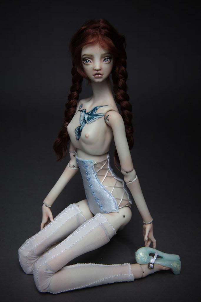 IMG 7979 15 Ginger Alice New 2017 Doll