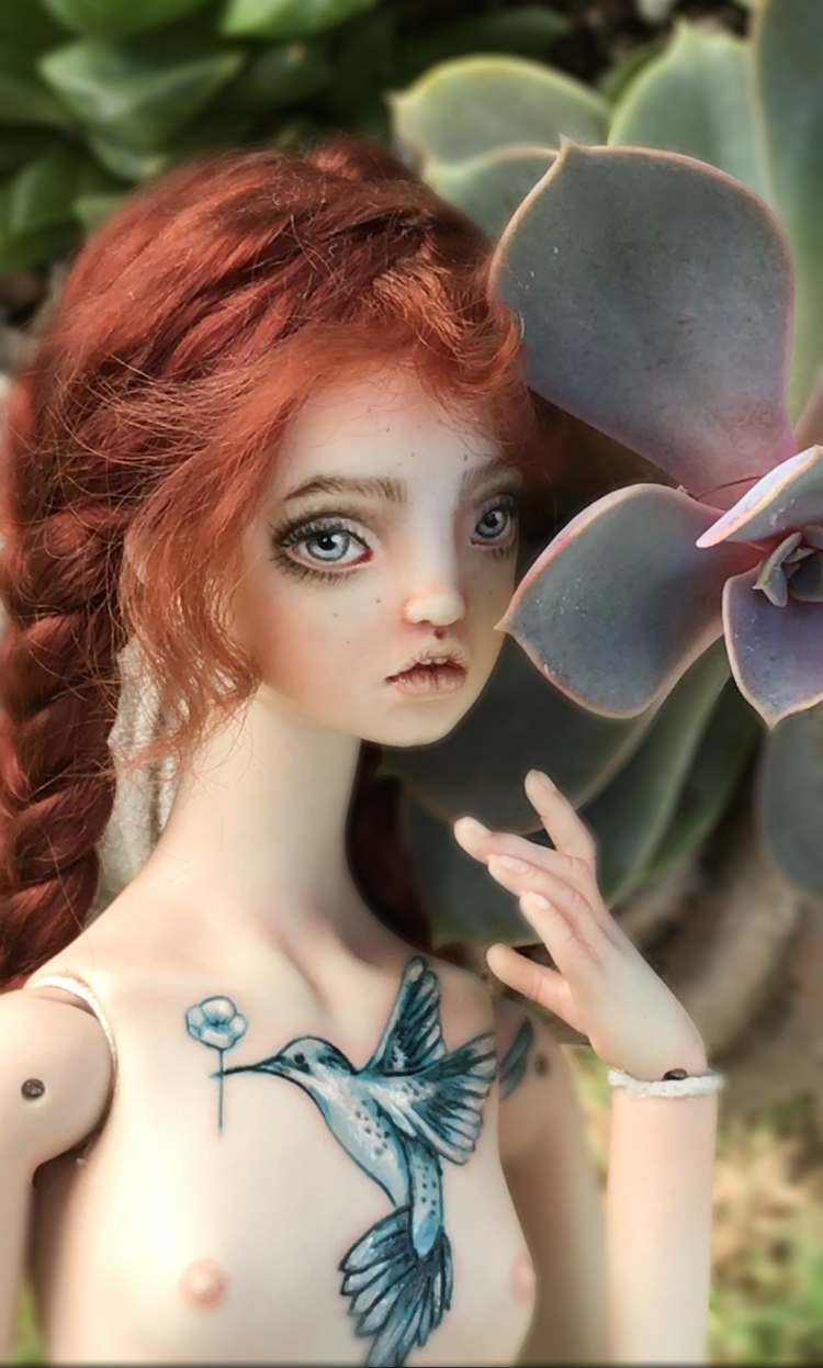 IMG 9624 15 Ginger Alice New 2017 Doll
