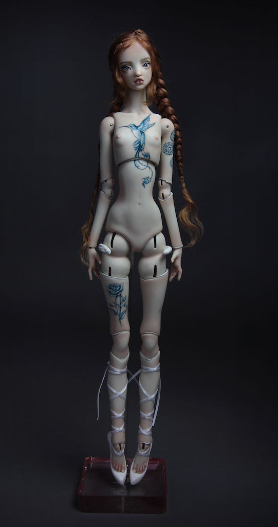 IMG 7961 15 Ginger Alice New 2017 Doll