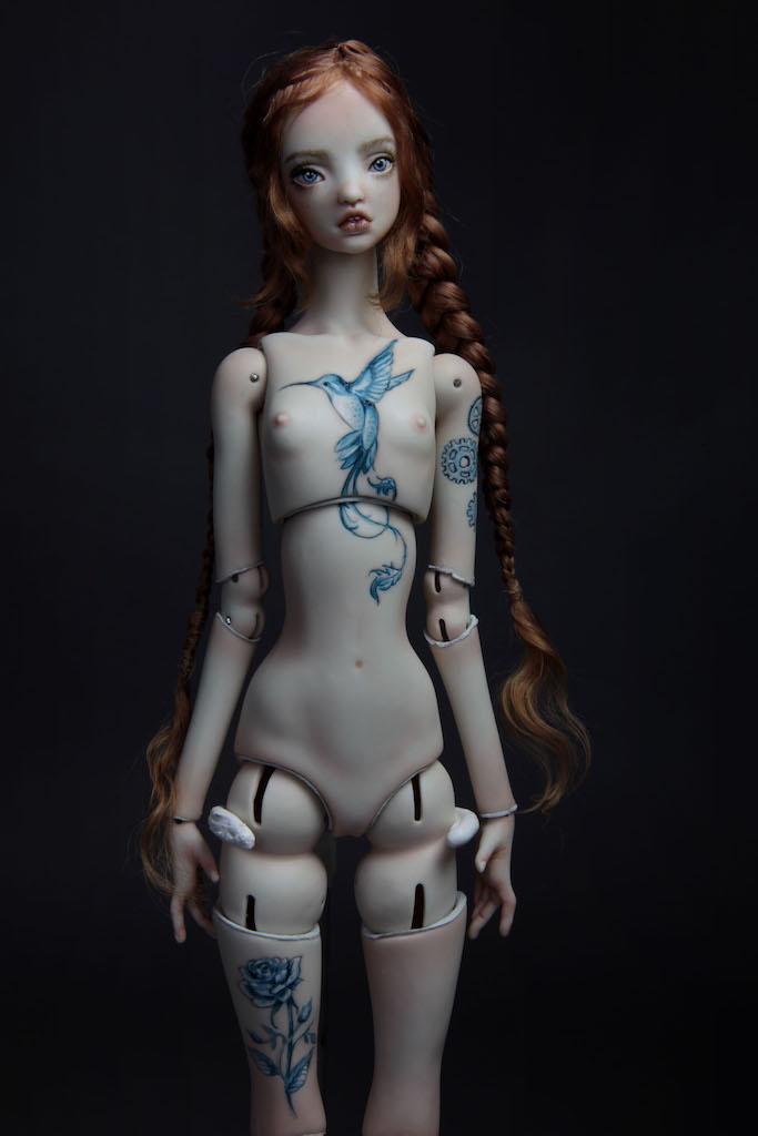IMG 7962 15 Ginger Alice New 2017 Doll