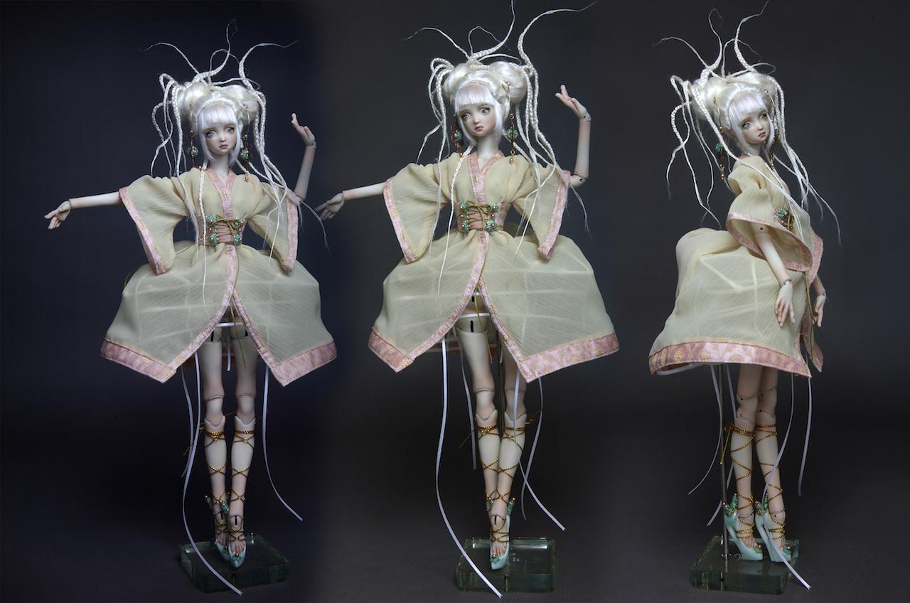 Victorian1 15 Victorian Kimono Rain