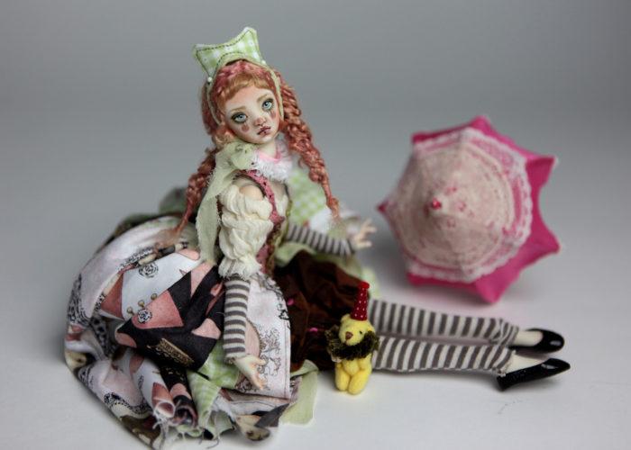 Porcelain BJD Dolls Victorian Strawberry17 700x500 Porcelain BJD Dolls | Forgotten Hearts Dolls