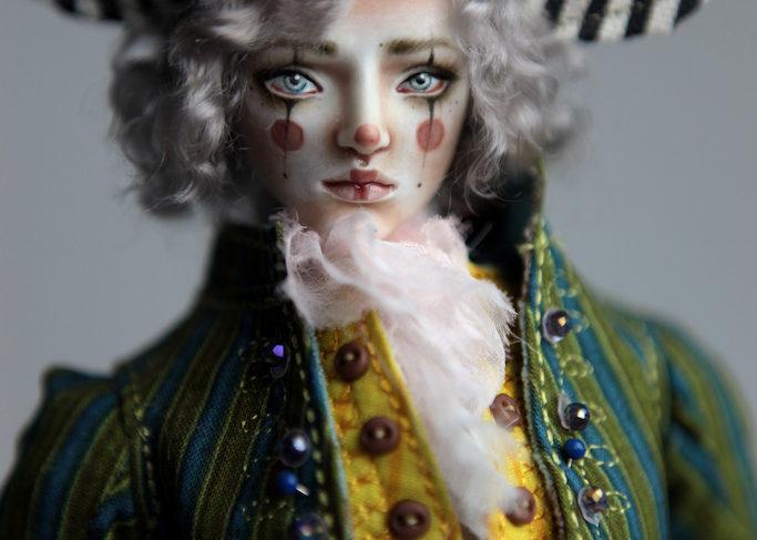 Porcelain BJD Dolls Victorian Strawberry56 683x487 Porcelain BJD Dolls | Forgotten Hearts Dolls