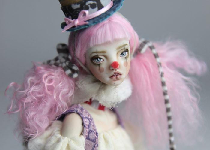 Custom BJD Doll Ball Jointed Doll Mad Hatter Alice 10 700x500 Porcelain BJD Dolls | Forgotten Hearts Dolls