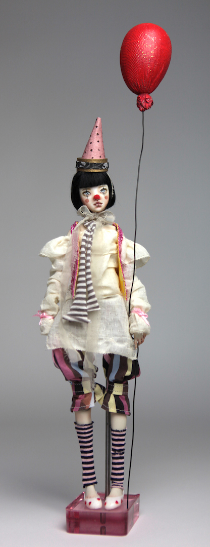 Custom BJD Doll Ball Jointed Doll Maya 1 13 Birthday Circus Clown Maya