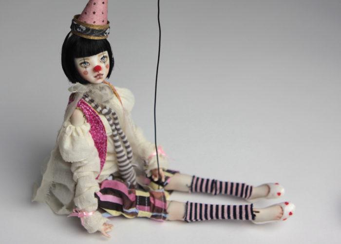 Custom BJD Doll Ball Jointed Doll Maya 5 700x500 Porcelain BJD Dolls | Forgotten Hearts Dolls