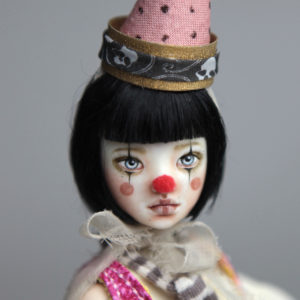 Custom BJD Doll Ball Jointed Doll Maya 9 300x300 Pandora & Zelda