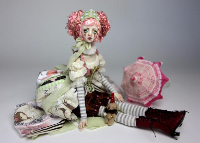 Porcelain BJD Dolls Victorian Strawberry48 700x500 Porcelain BJD Dolls | Forgotten Hearts Dolls