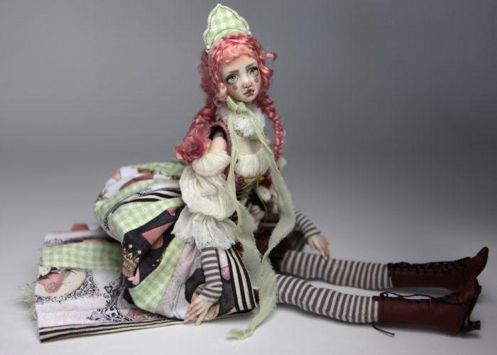 Porcelain BJD Dolls Victorian Strawberry66 700x500 Porcelain BJD Dolls | Forgotten Hearts Dolls