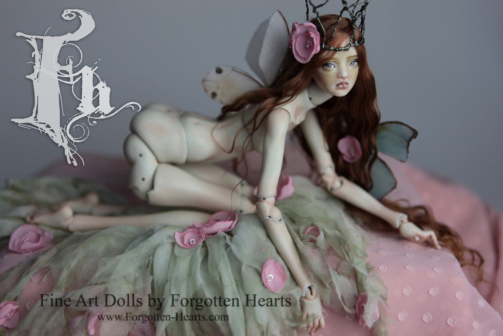Ball Jointed Dolls | Porcelain BJD Dolls by Forgotten Hearts