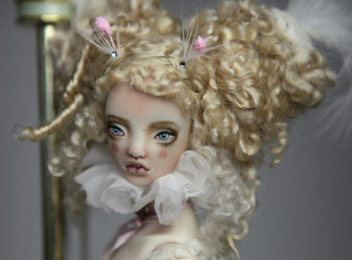 BJD Dolls | Victorian Carousel Alice | Porcelain BJD Doll by Forgotten Hearts