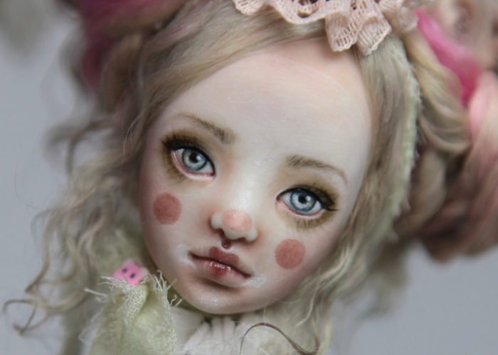 BJD Dolls | Ball Jointed Dolls |  Carousel Dolls and Clowns | Porcelain BJD Doll by Forgotten Hearts