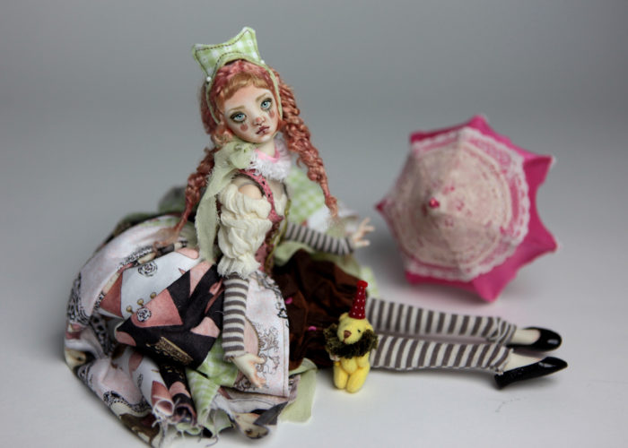 Porcelain BJD Dolls Victorian Strawberry17 700x500 Porcelain BJD Dolls | Forgotten Hearts Dolls