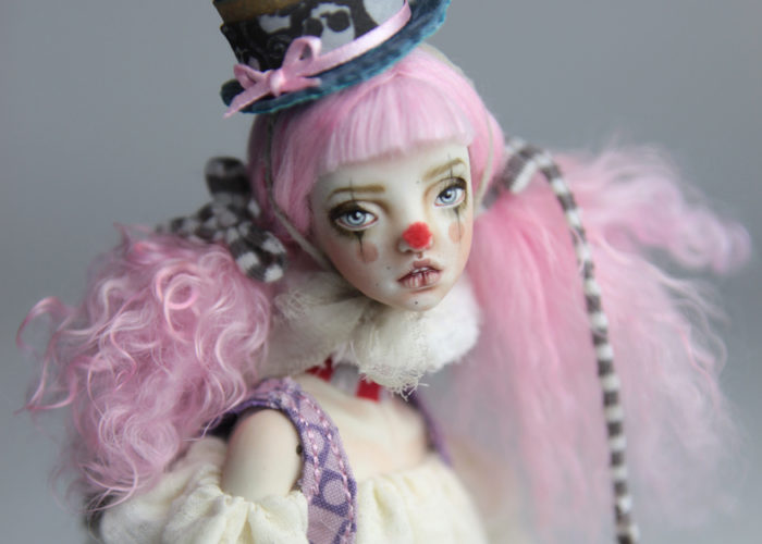 Custom BJD Doll Ball Jointed Doll Mad Hatter Alice 10 700x500 Porcelain BJD Dolls | Forgotten Hearts Dolls