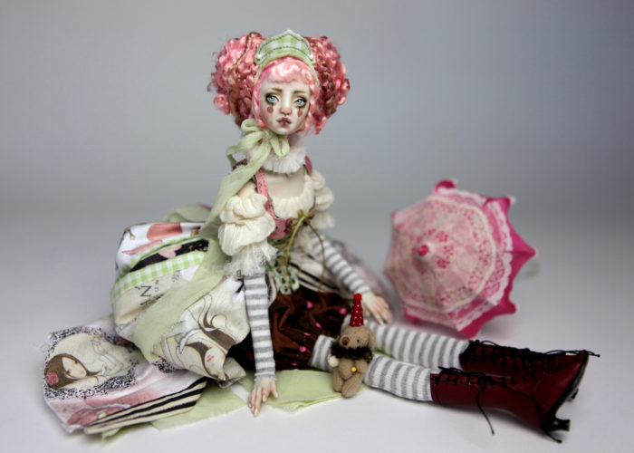 Porcelain BJD Dolls Victorian Strawberry48 700x500 Porcelain BJD Dolls | Forgotten Hearts Dolls