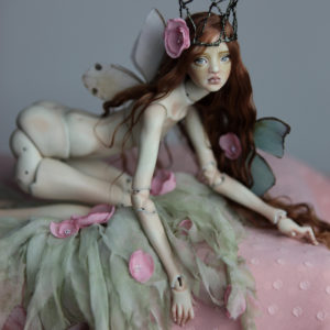 BJD Doll Ball Jointed Doll Willow Fairy 2018 10 300x300 Forgotten Hearts BJD Sold Dolls Gallery