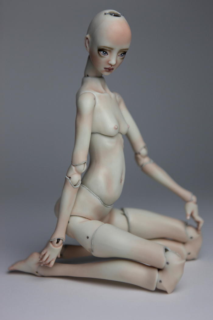 BJD Doll Ball Jointed Nude Doll 2018 4 15 Custom Ordered  2018 Body with your Choice of Wig and Face