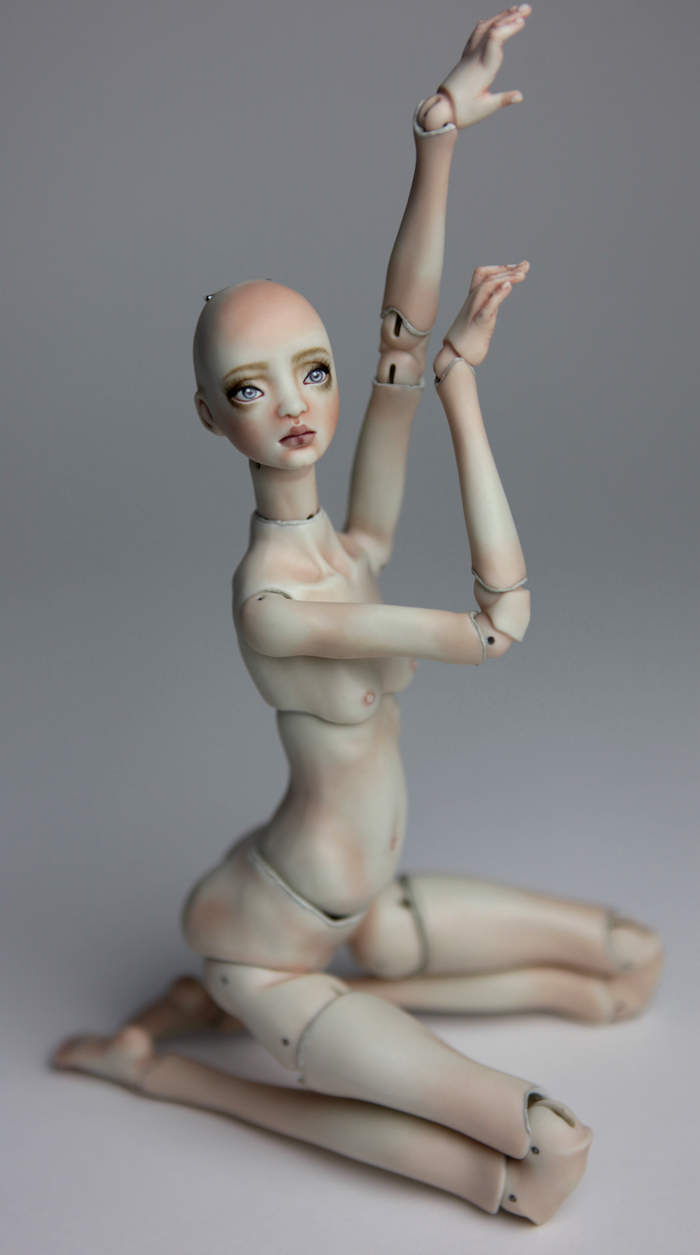 BJD Doll Ball Jointed Nude Doll 2018 5 15 Custom Ordered  2018 Body with your Choice of Wig and Face