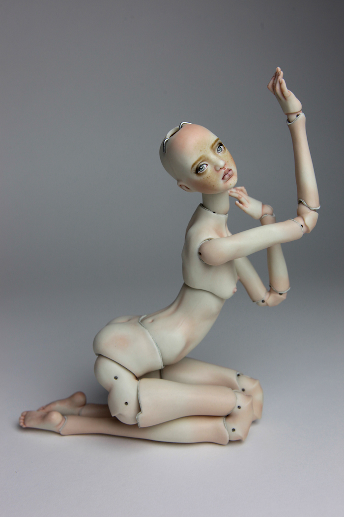 BJD Doll Ball Jointed Nude Doll 2018 8 15 Custom Ordered  2018 Body with your Choice of Wig and Face