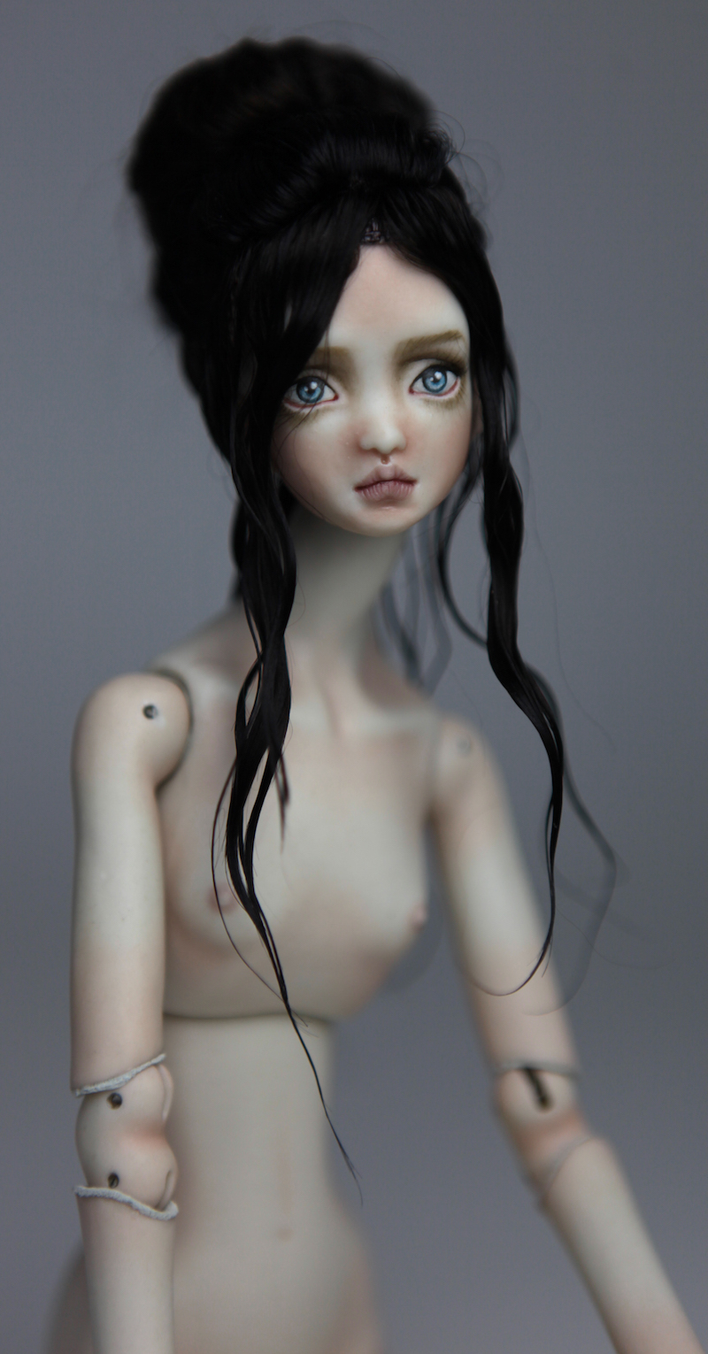 BJD Doll Ball Jointed Nude Doll Echo 2018 6 15 Nude Porcelain BJD Doll Echo