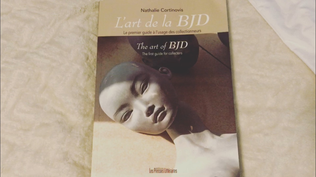 %name BJD Doll Guide Book for Collectors