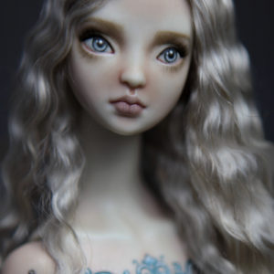 BJD Doll Ball Jointed Tattoed Baroque Sphinx 13 300x300 Forgotten Hearts BJD Sold Dolls Gallery