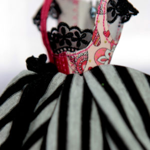 BJD Doll Ball Jointed Victorian Corset Candy Goth Dress 12 300x300 Sold Accessories and Couture