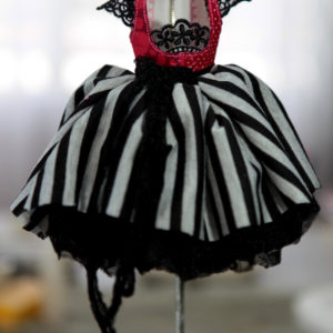 BJD Doll Ball Jointed Victorian Corset Candy Goth Dress 14 1 300x300 Sold Accessories and Couture
