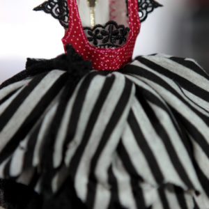 BJD Doll Ball Jointed Victorian Corset Candy Goth Dress 23 300x300 Sold Accessories and Couture