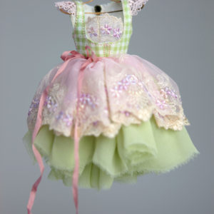 BJD Doll Ball Jointed Victorian Corset Cinderella Dress 14 300x300 Fine Art Couture
