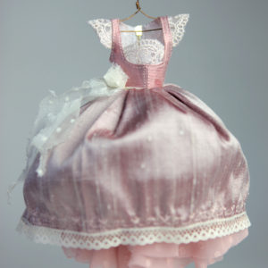 BJD Doll Ball Jointed Victorian Corset Cinderella Dress 25 300x300 Fine Art Couture