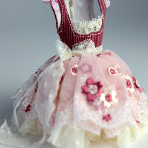 BJD Doll Ball Jointed Victorian Corset Cinderella Dress 3 300x300 Fine Art Couture