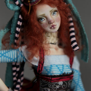 BJD Doll Ball Jointed Victorian Red Skulls 20 300x300 Forgotten Hearts BJD Sold Dolls Gallery