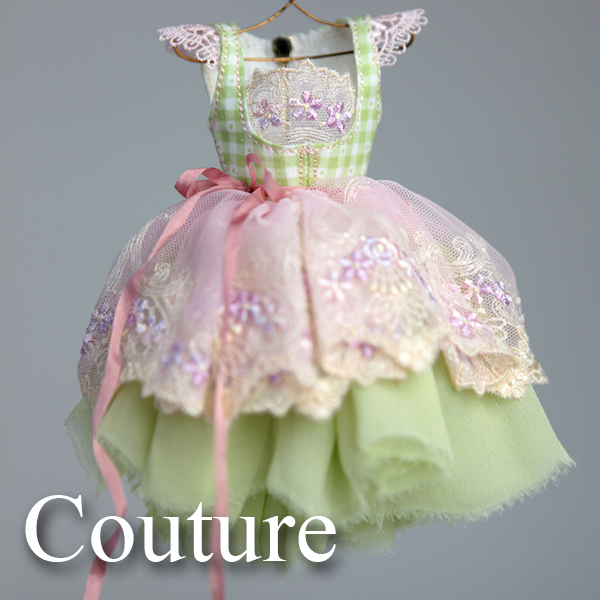Couture icon 1 Porcelain BJD Dolls | Forgotten Hearts Dolls