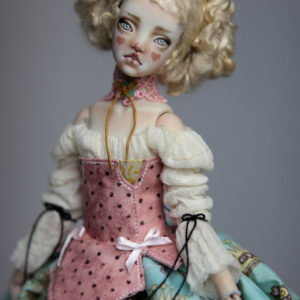BJD Doll Ball Jointed Kawaii Victorian Cupcakes Dress Outfits45 300x300 Fine Art Couture
