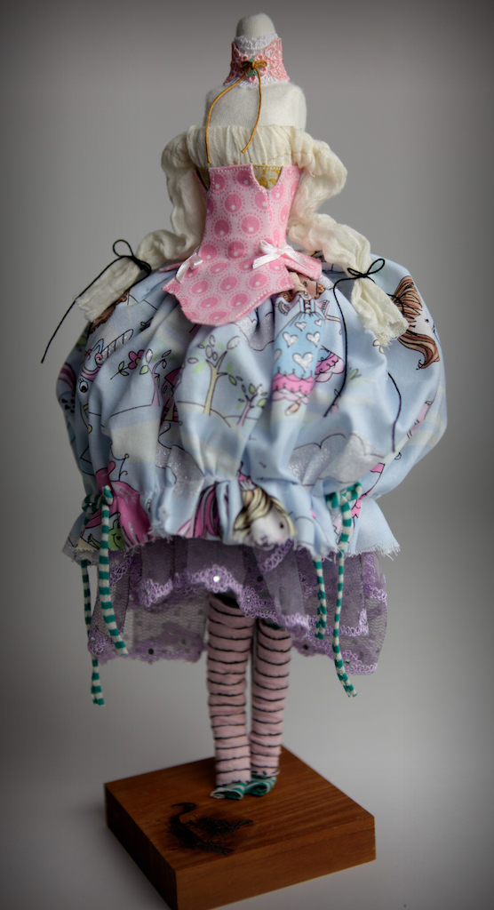 BJD Doll Ball Jointed Kawaii Victorian Cupcakes Dress Outfits67 Victorian Cupcake Outfit #6