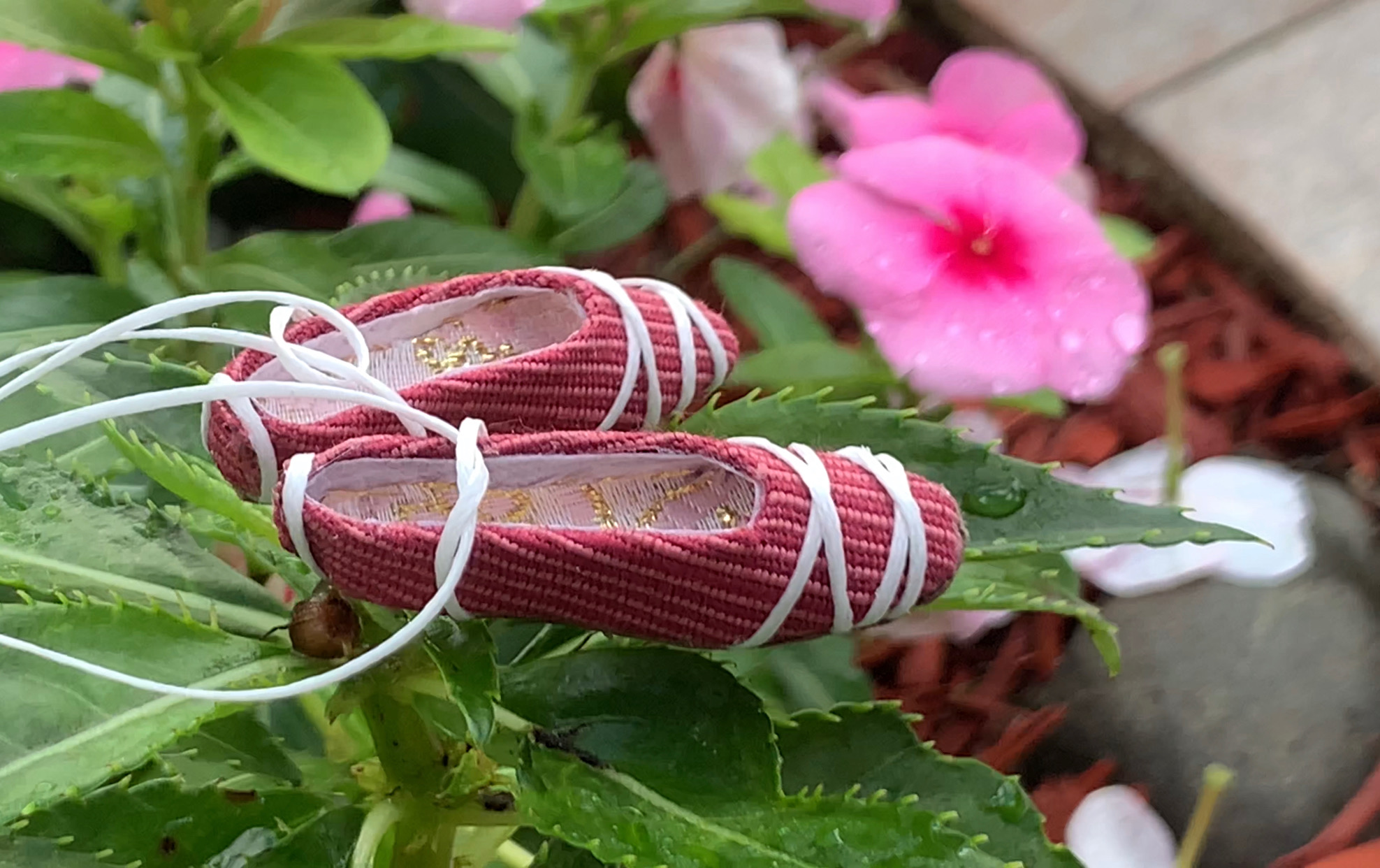 %name Ballet Shoes #7