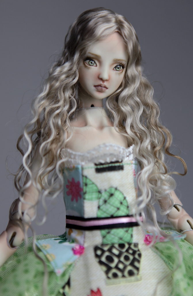 BJD Doll Sphinx Ball Jointed Forgotten Hearts FHDolls 35 15 Sphinx Nude #3